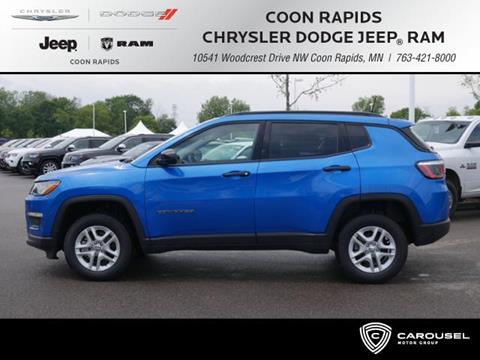 2017 Jeep Compass for sale in Coon Rapids, MN