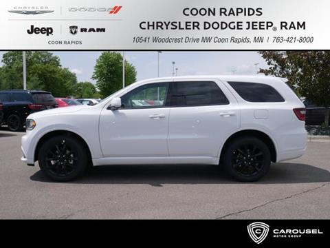 2017 Dodge Durango for sale in Coon Rapids, MN