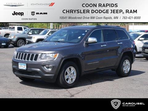 2014 Jeep Grand Cherokee for sale in Coon Rapids, MN
