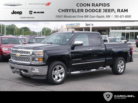 2014 Chevrolet Silverado 1500 for sale in Coon Rapids, MN