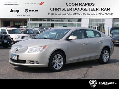2011 Buick LaCrosse for sale in Coon Rapids, MN