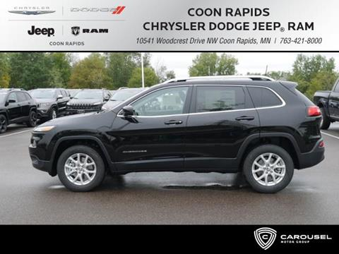 2018 Jeep Cherokee for sale in Coon Rapids, MN