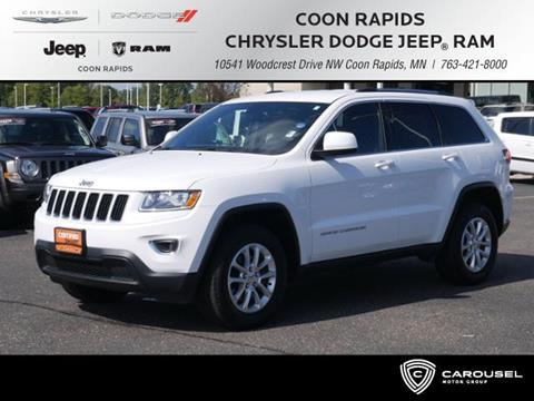 2015 Jeep Grand Cherokee for sale in Coon Rapids, MN