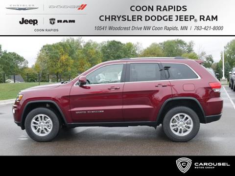 2018 Jeep Grand Cherokee for sale in Coon Rapids, MN