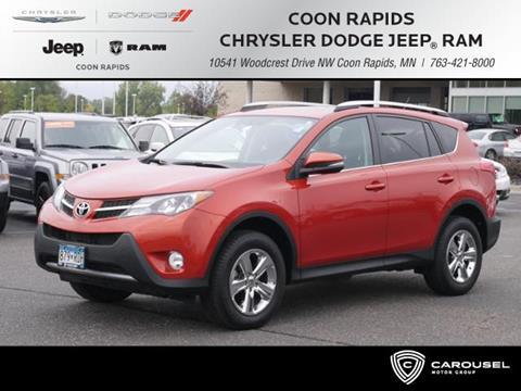 2015 Toyota RAV4 for sale in Coon Rapids, MN