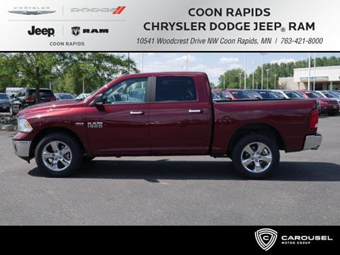 2017 RAM Ram Pickup 1500 for sale in Coon Rapids, MN