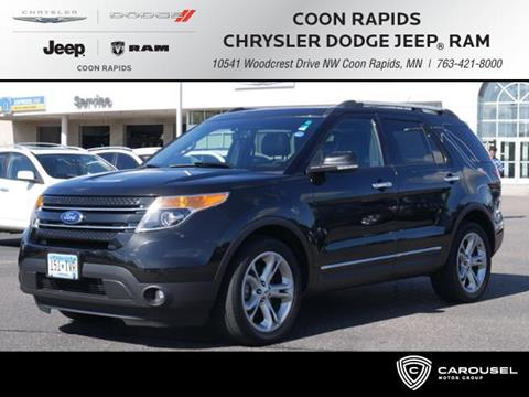 2015 Ford Explorer for sale in Coon Rapids, MN