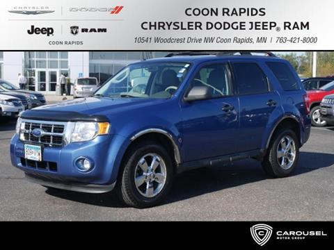 2010 Ford Escape for sale in Coon Rapids, MN