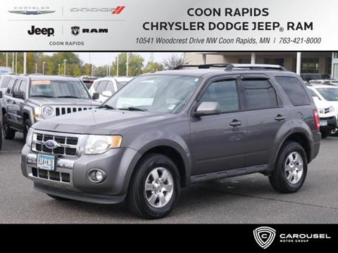 2012 Ford Escape for sale in Coon Rapids, MN