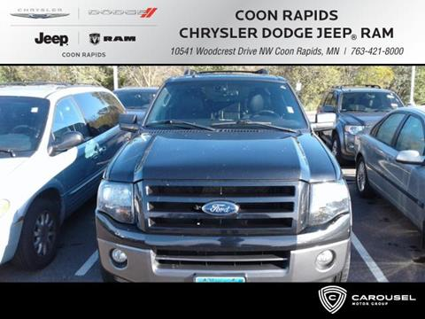 2012 Ford Expedition EL for sale in Coon Rapids, MN