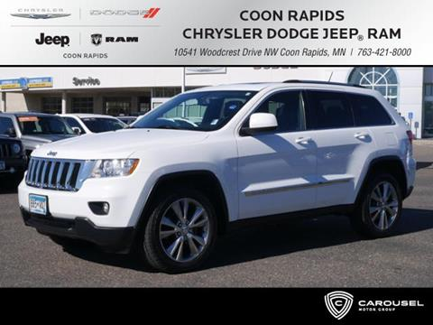2013 Jeep Grand Cherokee for sale in Coon Rapids, MN