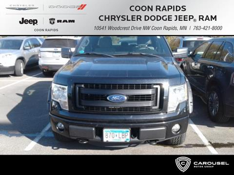 2013 Ford F-150 for sale in Coon Rapids, MN