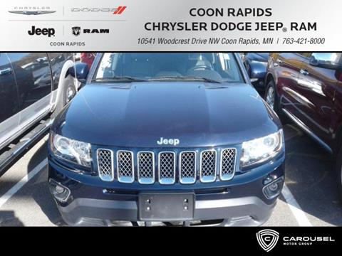 2014 Jeep Compass for sale in Coon Rapids, MN