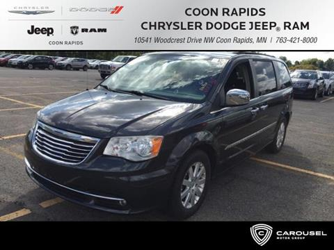 2012 Chrysler Town and Country for sale in Coon Rapids, MN