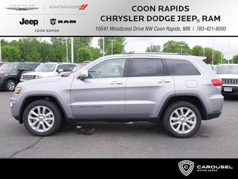 2017 Jeep Grand Cherokee for sale in Coon Rapids, MN