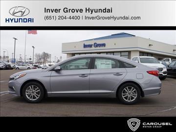 2017 Hyundai Sonata for sale in Inver Grove Heights, MN
