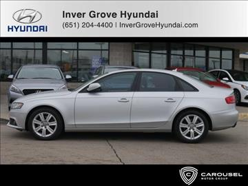 2010 Audi A4 for sale in Inver Grove Heights, MN