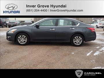 2013 Nissan Altima for sale in Inver Grove Heights, MN