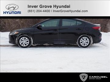 2017 Hyundai Elantra for sale in Inver Grove Heights, MN
