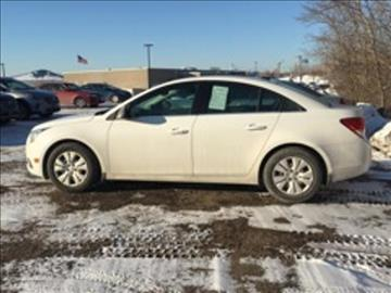 2012 Chevrolet Cruze for sale in Inver Grove Heights, MN