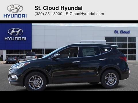 2018 Hyundai Santa Fe Sport for sale in Waite Park, MN