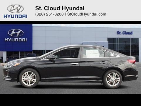 2018 Hyundai Sonata for sale in Waite Park, MN