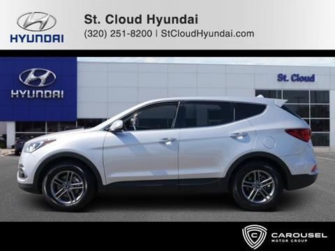 2017 Hyundai Santa Fe Sport for sale in Waite Park, MN