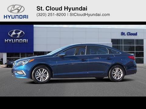 2017 Hyundai Sonata for sale in Waite Park, MN