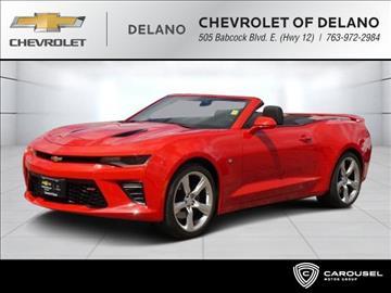 2017 Chevrolet Camaro for sale in Delano, MN