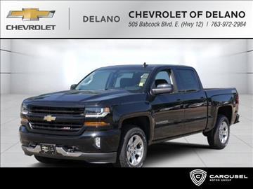 2017 Chevrolet Silverado 1500 for sale in Delano, MN
