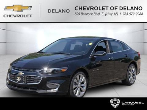 2018 Chevrolet Malibu for sale in Delano, MN
