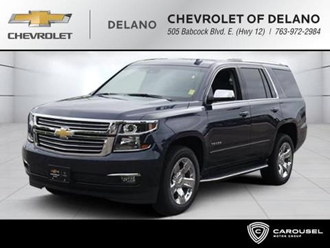 2017 Chevrolet Tahoe for sale in Delano, MN