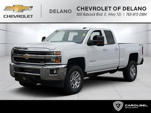 2018 Chevrolet Silverado 2500HD for sale in Delano, MN