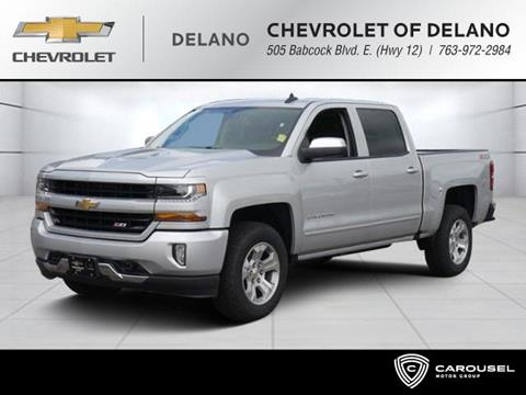 2018 Chevrolet Silverado 1500 for sale in Delano, MN