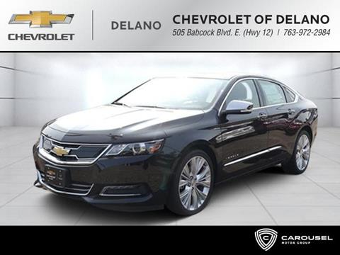 2018 Chevrolet Impala for sale in Delano, MN