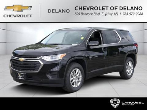 2018 Chevrolet Traverse for sale in Delano, MN