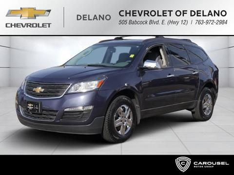 2013 Chevrolet Traverse for sale in Delano, MN