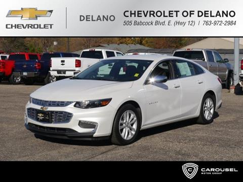 2017 Chevrolet Malibu for sale in Delano, MN