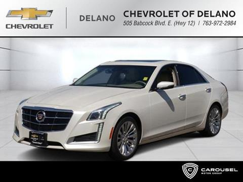 2014 Cadillac CTS for sale in Delano, MN