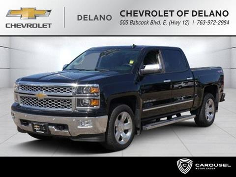 2014 Chevrolet Silverado 1500 for sale in Delano, MN