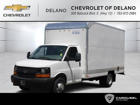 2017 Chevrolet Express Cutaway for sale in Delano, MN