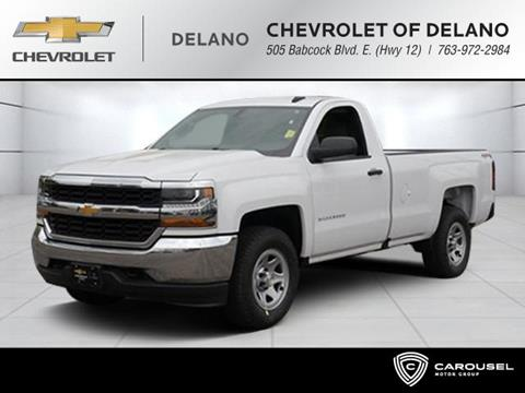 2017 Chevrolet Silverado 1500 for sale in Delano, MN