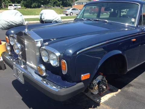 1979 Rolls-Royce Silver Shadow for sale in Cincinnati, OH