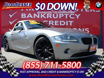2005 BMW Z4 for sale in Canoga Park, CA