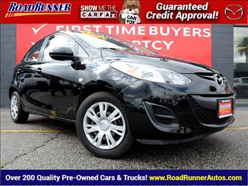 2012 Mazda MAZDA2 for sale in Canoga Park, CA