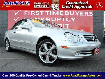 2005 Mercedes-Benz CLK for sale in Canoga Park, CA