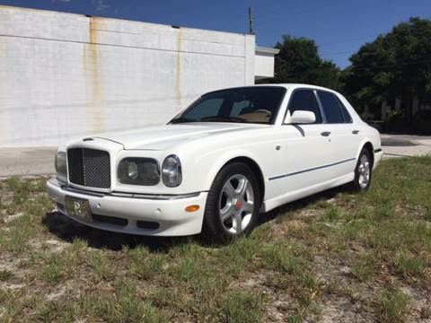 2000 Bentley Arnage for sale in Maitland, FL