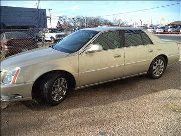 2008 Cadillac DTS for sale in Killeen, TX