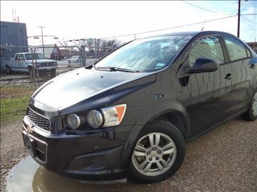 2012 Chevrolet Sonic for sale in Killeen, TX