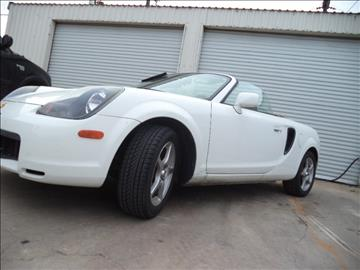 2002 Toyota MR2 Spyder for sale in Killeen, TX
